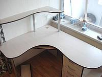 Столы угловые компьютерные в Одессе на заказ, фото 1