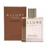 Chanel Allure Homme туалетная вода 100 ml. (Тестер Шанель Аллюр Хом), фото 5