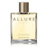 Chanel Allure Homme туалетная вода 100 ml. (Тестер Шанель Аллюр Хом), фото 2