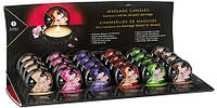 Набор свечей для массажа DISPLAY MINI MASSAGE CANDLES 24X30ML