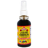 Bragg, Жидкие Аминокислоты, Альтернатива соевому соусу, 6 fl oz (180 мл), фото 1