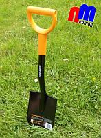 Лопата Fiskars Solid <131417> (саперка), Гарантия 5 лет, ПОЛЬША