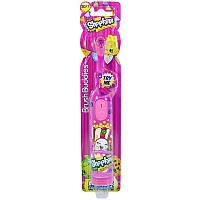 Brush Buddies, Shopkins, электрическая зубная щетка, мягкая, 1 шт