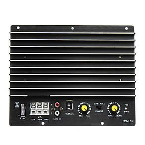 12V 1000W Авто Аудио мощность Усилитель Board Audio Player для 8/10/12 дюймов Динамик 1TopShop, фото 2