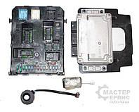 Блок управления двигателем для Citroen C4 2004-2011 9659099180, IAW6LP205