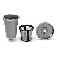 K-Cup Многоразовый Кофейный фильтр Костюм Многоразового держателя для машин Keurig