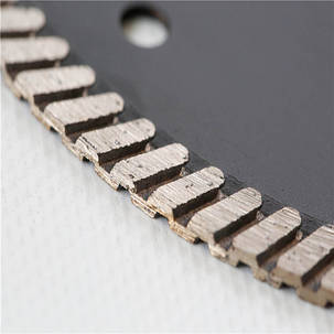 6 дюймов Супер тонкая алмазная пила Лопасти Режущие диски для Керамический Фарфоровая мраморная резка 1TopShop, фото 2