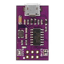 5Pcs 5V Micro USB Tiny AVR ISP ATtiny44 USBTinyISP для Arduino загрузчика - 1TopShop, фото 2
