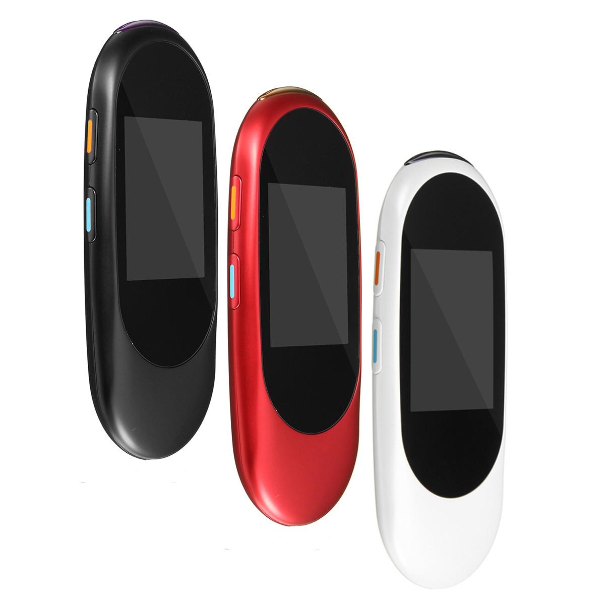 Youdao GTA07 Беспроводной двухсторонний Real Интерактивный переводчик яйца Синхронный перевод голоса 1TopShop