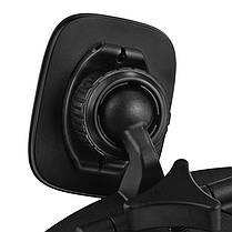 HOCO CA25 Магнитное вращение на 360 градусов Кожа PU Авто Подставка для держателя CD-слота для iPhone X 1TopShop, фото 2