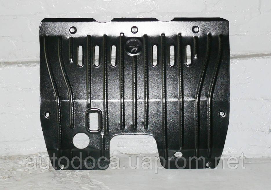 Защита картера двигателя и кпп Citroen Jumpy  2007-
