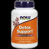Препарат для очищения организма NOW Detox Support(90 капс)
