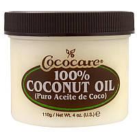 100% кокосовое масло, Cococare, 110 г