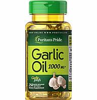 Витаминно-минеральный комплекс Puritan's Pride Garlic 500 мг (100 капс)