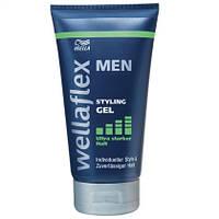 Wella Wellaflex Men Styling Gel - Гель для укладки мужских волос