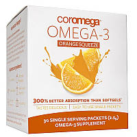 Omega-3 Squeeze Orange, 30 стиков
