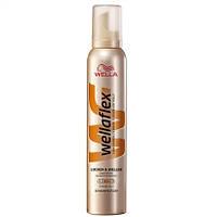 Wella Wellaflex Locken & Wellen Schaumfestiger - Мусс для укладки кудрявых и волнистых волос