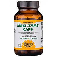 Country Life, Капсулы Макси-Зим, 120 вегетарианских капсул