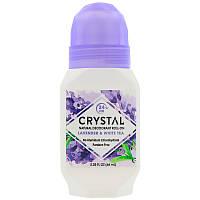 Кристалл дезодорант для тела, Crystal Body Deodorant, 66 мл