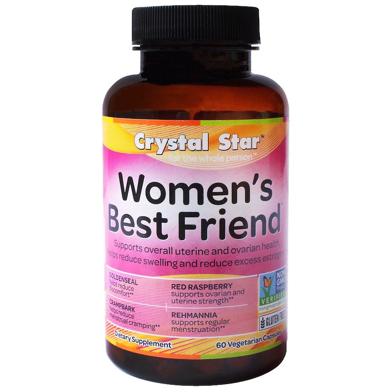 Лучший друг женщин, Crystal Star, 60 капсул