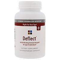 Лектин. Блокирующая формула (диета для первой группы крови (О), D'adamo, 120 кап.