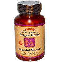 Dragon Herbs, Imperial Garden Империальный Сад 100 овощных капсул