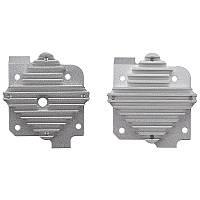 1.75mm / 3.0mm алюминиевый сплав Titan Aero радиатор для 3D-принтера Titan Extruder V6 Hotend - 1TopShop