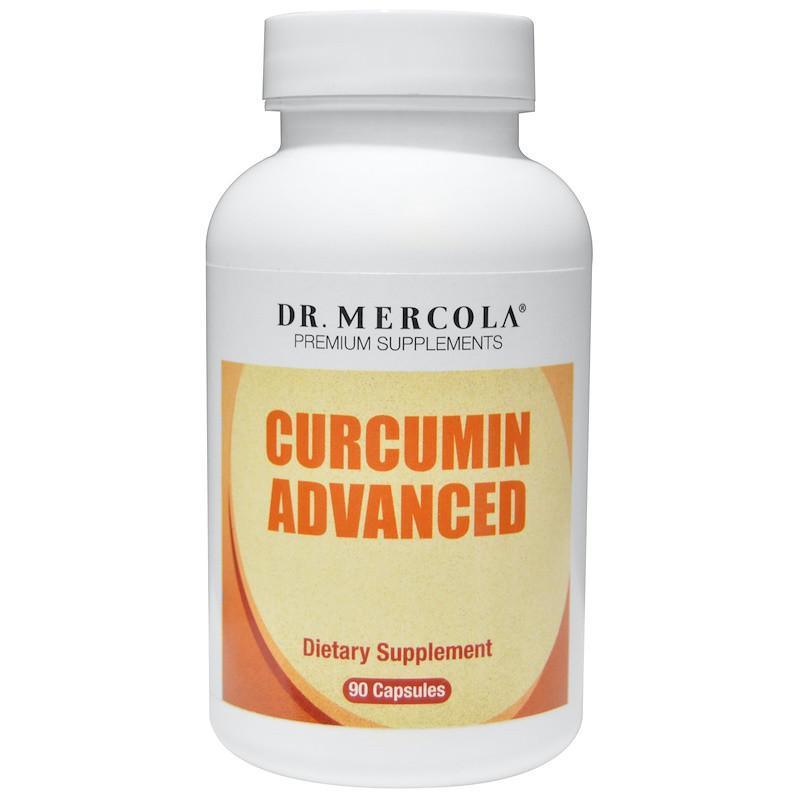 Куркумин, Dr. Mercola, 90 кап.