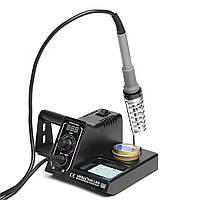 60 Вт WEP Припой Железная паяльная станция с переменной температурой LED Дисплей + Gun Stand-1TopShop