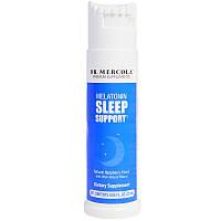 Формула сна, мелатонин и мята, Dr. Mercola, 25 мл.