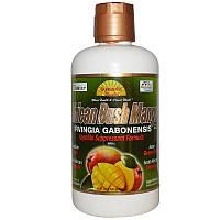 Сок африканского манго с добавками, Dynamic Health, 946 мл