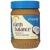 Кокосово-арахисовая паста, Earth Balance,  453 г