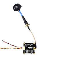 Turboing Cyclops TX18011 48CH 0/25/200 / 600Mw VTX Передача & 5.8G 8dBi RHCP Mushroom FPV Антенна, фото 2