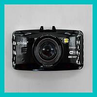 Видеорегистратор автомобильный на 2 камеры Eplutus DVR-921!Хит цена