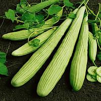 Egrow 50 шт / Сумка Гигантский длинный зеленый огурец Семена Хрустящий сладкий фруктовый органический растительный семена