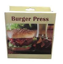 HonanaKC-618КруглаяформаПрессдля гамбургеров Алюминиевый сплав Гамбургский мясной пресс-пресс , фото 3