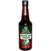 Уксус из коричневого риса, Eden Foods,  296 мл