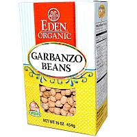 Натуральный бараний горох, Eden Foods,  454 г