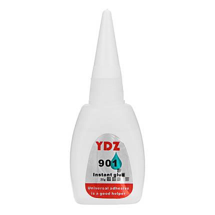 YDZ-806 EPDM Клей TPU Силиконовый Полиуретановый клей Мгновенный быстрорастворимый клей 20 г 1TopShop, фото 2