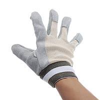 Draper Expert Premium Quality Heavy Duty Mens Leather Gardening Перчатки