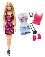 Кукла Барби с гардеробом Barbie and Fashion Giftset. Оригинал из США., фото 1