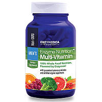 Ферменты и мульти-витамины для мужчин, Enzymedica, 120 кап.