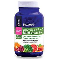 Ферменты и мульти-витамины для женщин, Enzymedica, 120 кап.