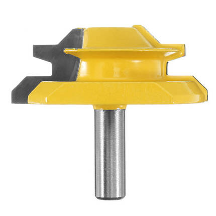 8 мм хвостовик 45 ° Малый Замок Брелок для фрезерных фрезерных станков 1TopShop, фото 2