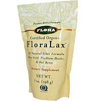 Слабительное средство, FloraLax, Flora, (198 г)