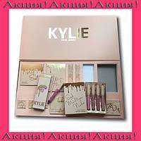 "Набор косметики Kylie ""бежевый""!Хит цена"