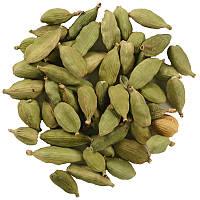 Frontier Natural Products, Органические цельные стручки кардамона, 453 г