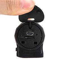 Wifi HD Скрытый Авто Видеорегистратор Видеокамера камера Рекордер Приборная записная книжка для ночного видения 1TopShop, фото 3