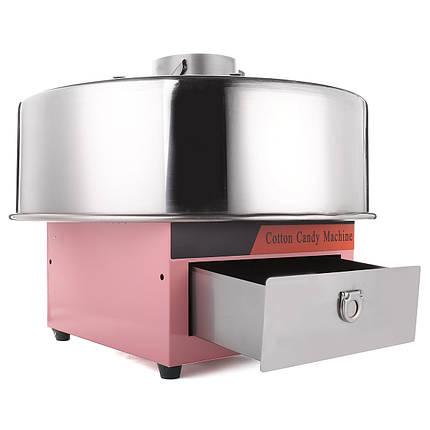 220V 1000W электрический хлопок конфеты машины Floss Maker коммерческий карнавал партии Розовый переключатель, фото 2