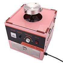 220V 1000W электрический хлопок конфеты машины Floss Maker коммерческий карнавал партии Розовый переключатель, фото 3